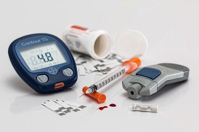 Dispositivos para probar niveles de azúcar